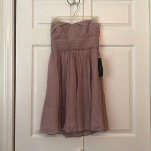J crew semi formal/formal p4 strapless dress